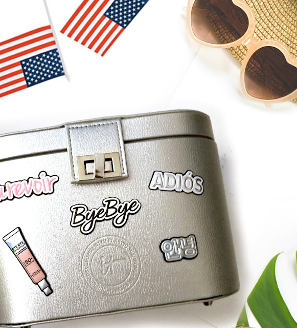 Your memorial day beauty essentials with barbies beauty bits and itcosmetics