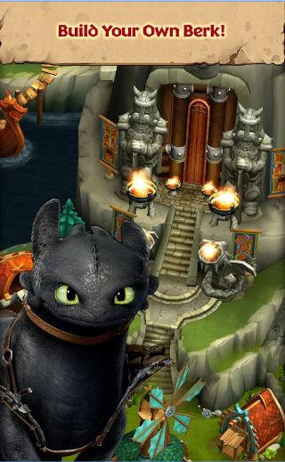 Dragons Rise of Berk Mod APK Free Download