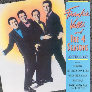Frankie Valli & The Four Seasons - Working My Way Back To You - from the album Anthology