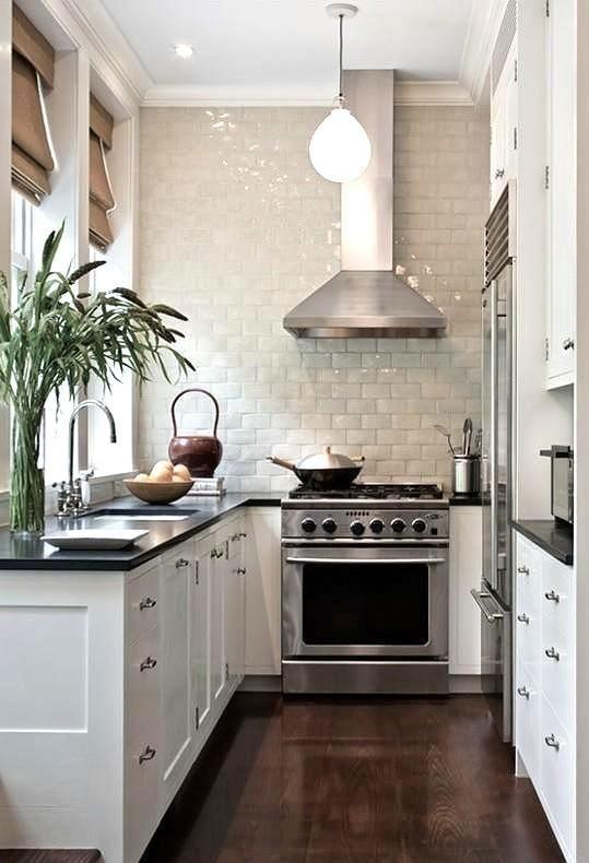 Inspiracion Ideas Para Cocinas Pequenas Somosdeco Blog De Decoracion - Ideas-para-la-cocina