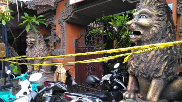 Rumah Wakil Ketua DPRD Bali Jro Gede Komang Swastika