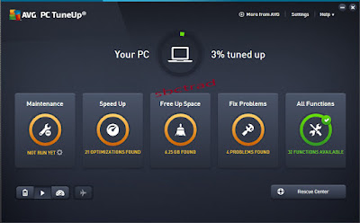 AVG PC Tuneup 2017 full crack