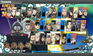 Naruto Senki Over Simple v1.17 Apk