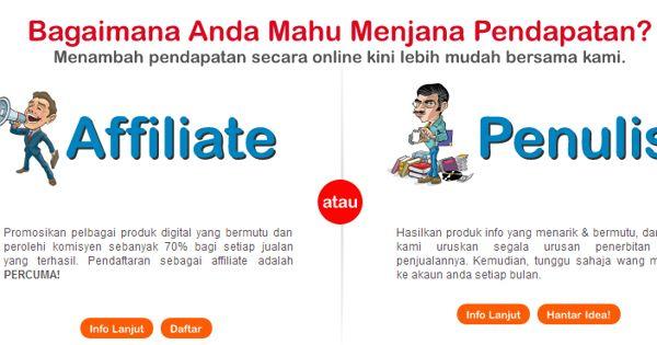 affiliate klikjer