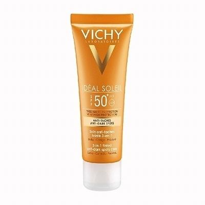 Vichy Ideal Soleil – Kem chống nắng không gây nhờn rít, ngăn ngừa lão hóa da