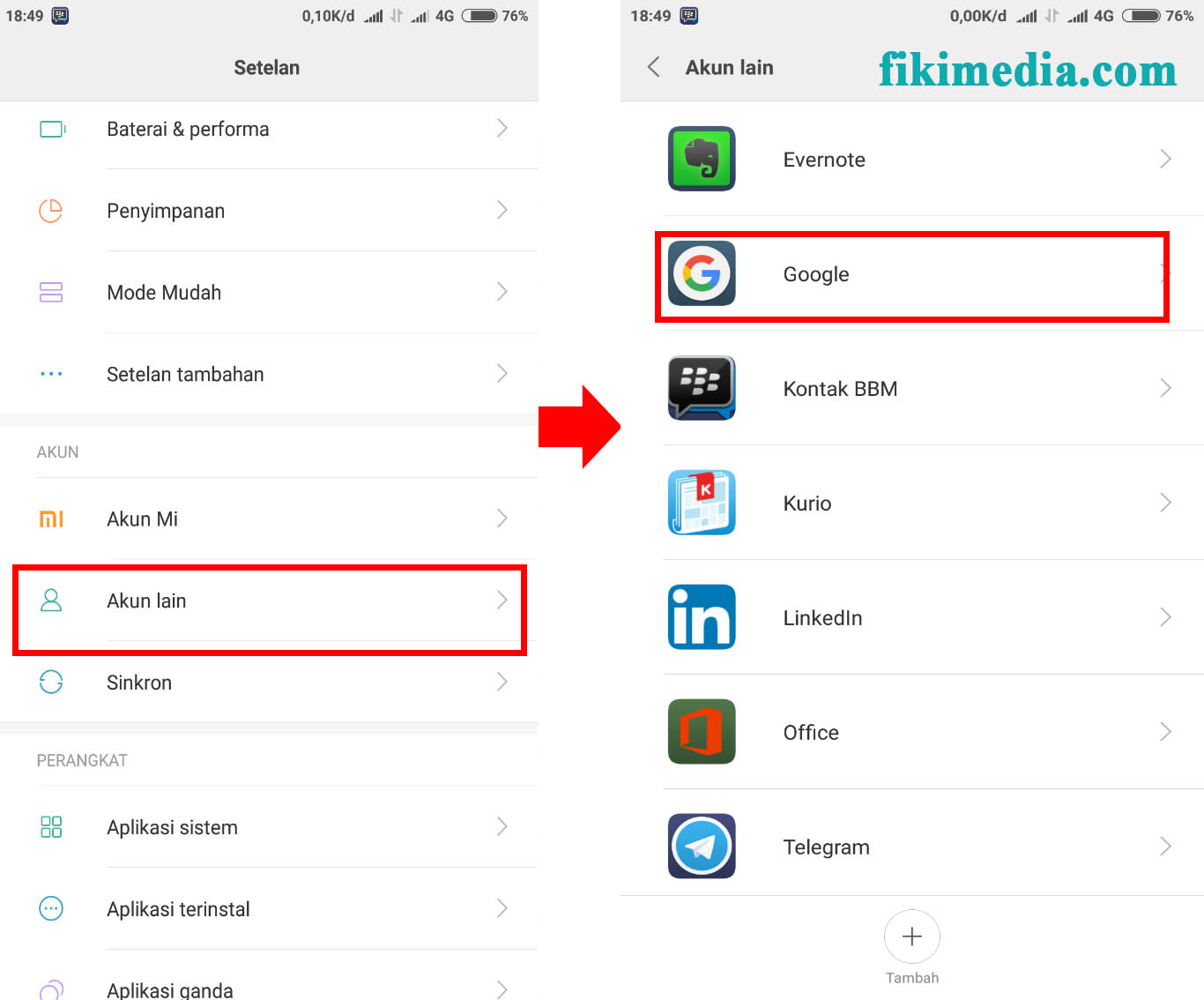 how to restart google play store