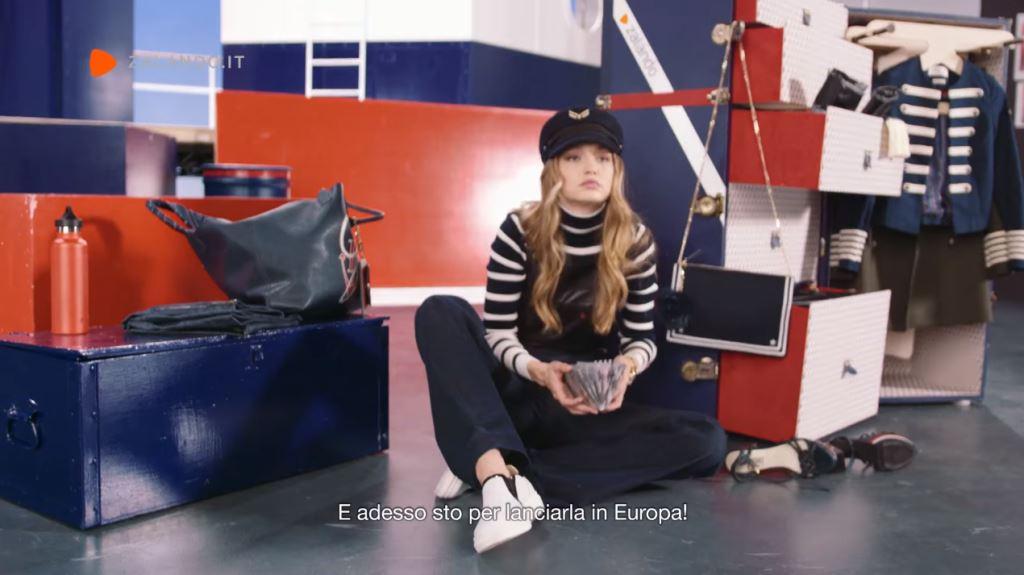 Nome modella Zalando Tommy by GIGI con Foto testimonial