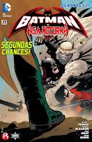 Os Novos 52! Batman e Robin #23