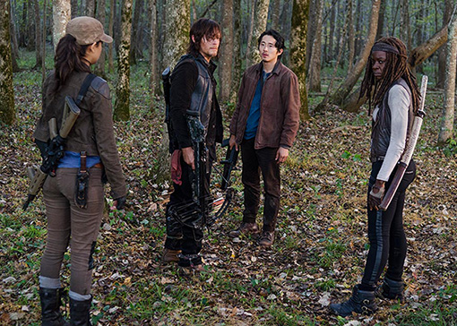 The Walking Dead 6x15 East FOX España AMC