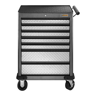 Gladiator Premier Series 27 in. W 7-Drawer Rolling Tool Chest