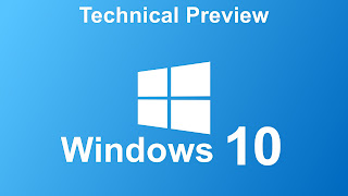 Download Gratis Windows 10 Technical Preview
