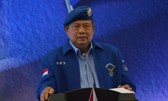 Tegas! SBY Umumkan Demokrat Konsisten di IYL-Cakka