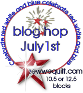 Red/White/Blue Blog Hop
