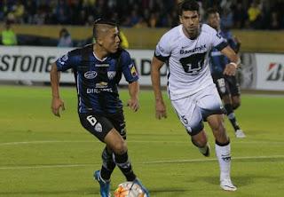 Pumas UNAM vs Independiente del Valle en Copa Libertadores 2016