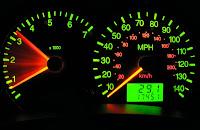 Kecepatan rata-rata adalah