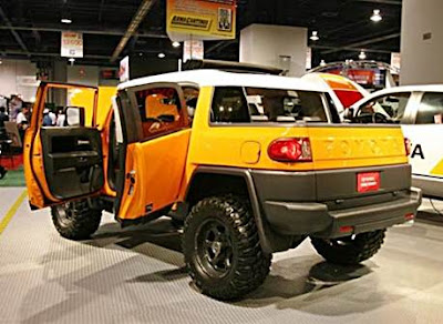 2018 TOYOTA FJ CRUISER REDESIGN, SPECS AND RELEASE DATE