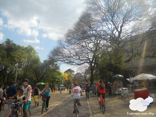 Parque do Ibirapuera, São Paulo, SP