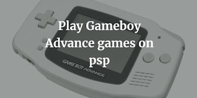 Best GBA emulator for psp