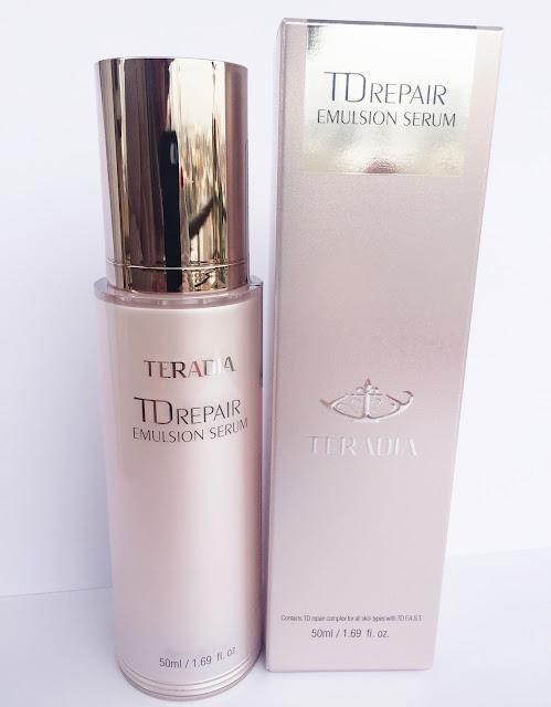 Teradia TD Repair Emulsion Serum
