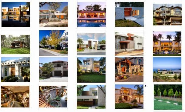 Fachadas casas modernas catalogo de fachadas de casas for Catalogo casa
