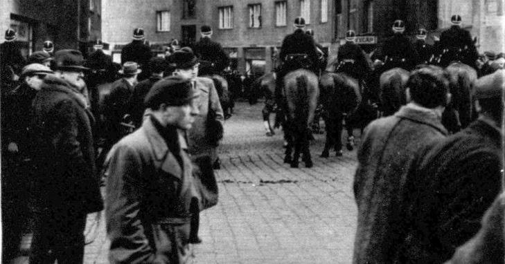 15 Březen 1939 Photo: Konec Zpackaného českého