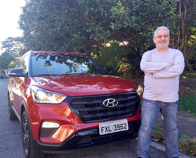 Hyundai Creta Sport, o teste da semana