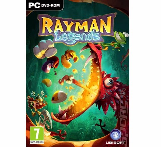 Rayman Legends Free Download for PC