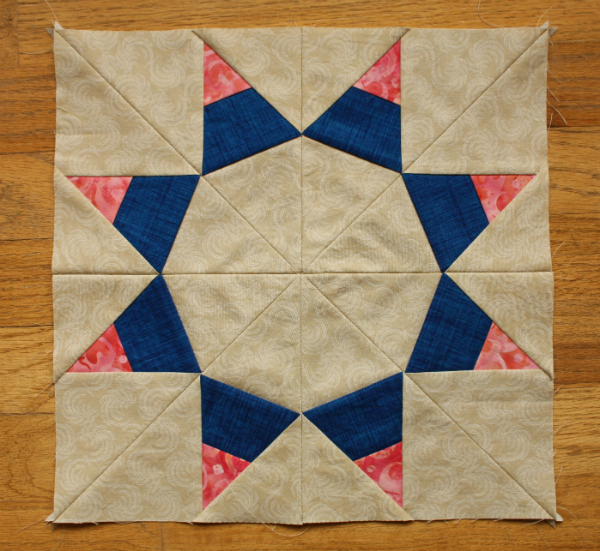 Sugar Block Club May | DevotedQuilter.blogspot.com
