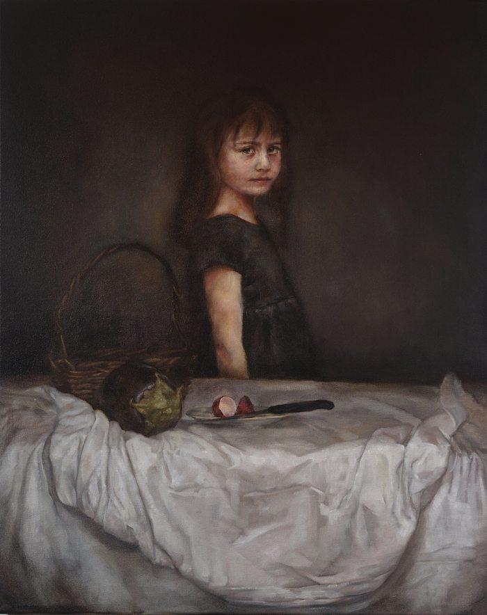 Через призму памяти. Anne Herrero