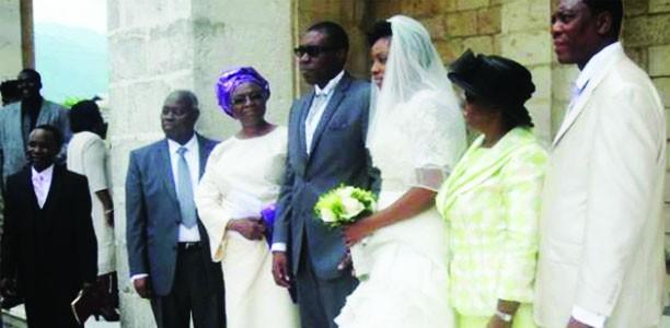 Image result for John kumuyi wedding