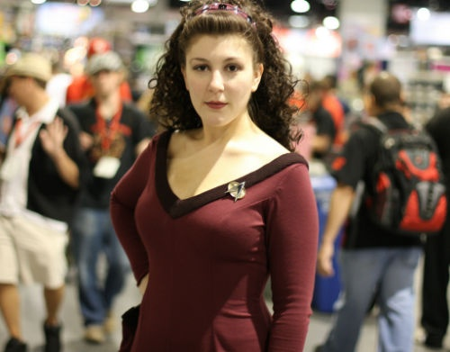 Great Pictures Sexy Star Trek Cosplay Girls-1500