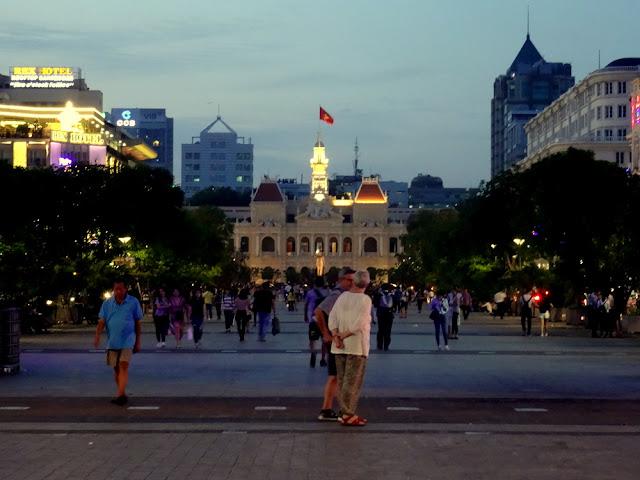 HCMC City hall