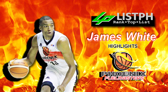 Video Playlist: James White Phoenix Fuelmasters import 2018 Commissioners' Cup highlights
