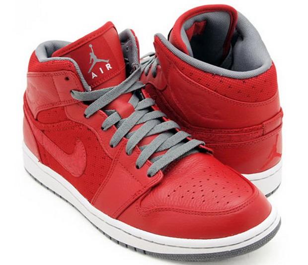 cheap for discount a62cf c9317 ... beauté très harmonieux, ce double-Air Jordan 1 Phat devrait être sortir  en Février 2012, les fans veulent commencer la nuit peut attirer  l attention.