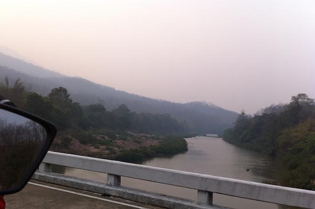 Crossing the Nan River