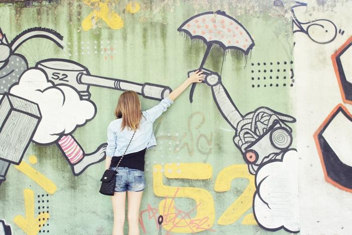 graffiti i Aneta
