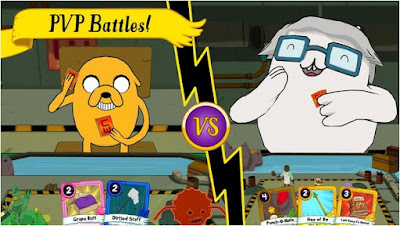 Card Wars Kingdom MOD Apk + Data