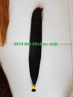 Tóc nối 75cm, Mẫu tóc salon số lượng lớn giá mềm