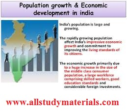 Issue - Increasing large population of India