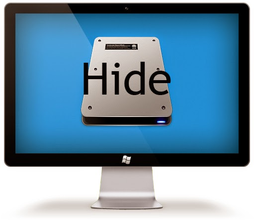 How To Hide Drives
