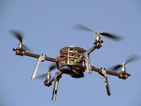 Quadcopter  | Electrical Engineering World