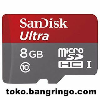 8GB - SANDISK - MicroSD Ultra