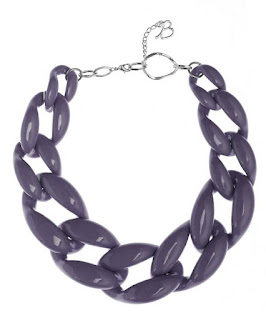 Diana Broussard Nate Necklace - Light Purple £265.00