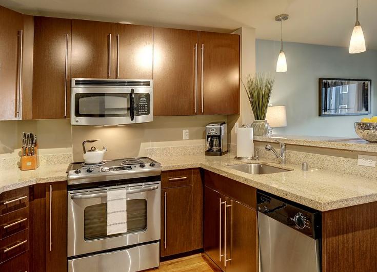 Kumpulan Gambar Terbaru Mengenai Desain interior dapur dengan konsep yang minimalis