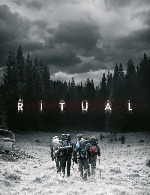 The Ritual [2017] [DVDR] [NTSC] [CUSTOM HD] [Latino]