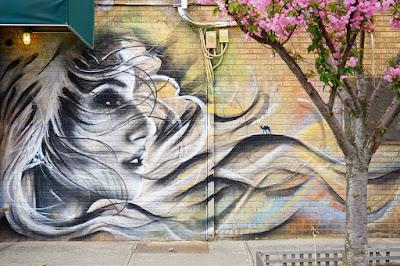 Le Chameau Bleu - Balade autour du theme du Street Art à Bushwick Brooklyn à New York