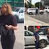 Heavily Pregnant Ciara Involved In Auto Crash