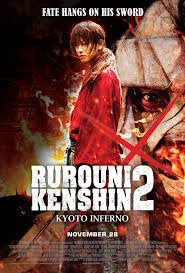 Rurouni Kenshin – Kyoto Inferno Movie 2 Arabic Sub