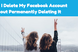 How Do I Delete My Facebook Account Without Permanently Deleting It #DeleteFacebook