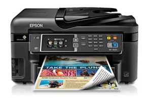 Epson WorkForce WF-3620 Driver Free Download